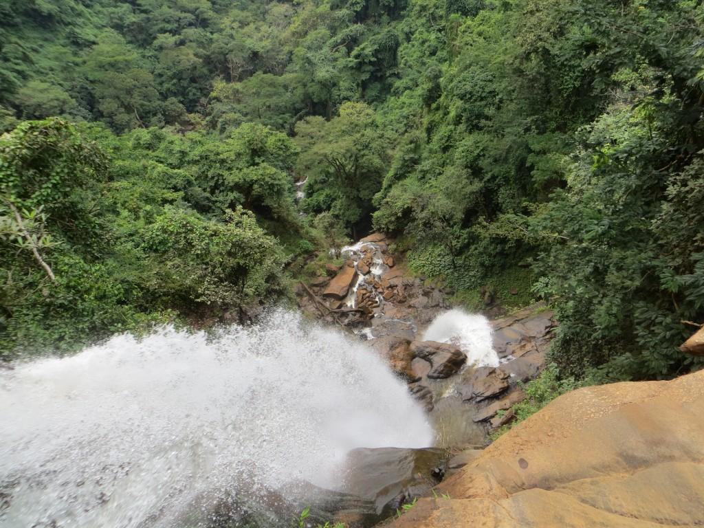 Wasserfall in Malawi